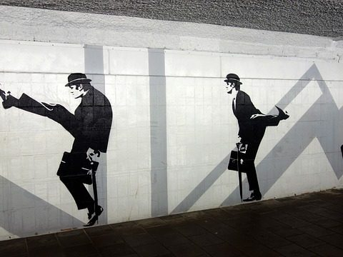 bicycle-tunnel-eindhoven-silly-walks-john-cleese